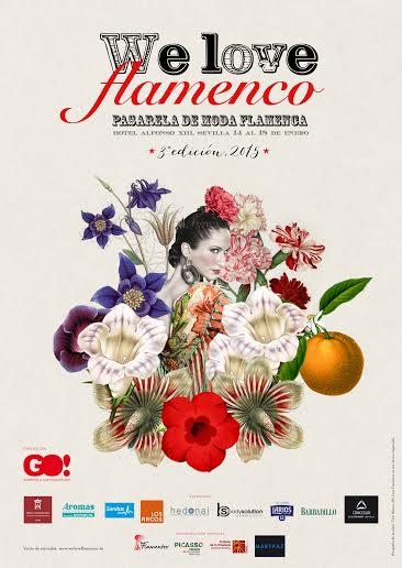 Cartel We Love Flamenco 2015
