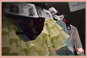 Vestidos de Margarita Muñoz en backstage