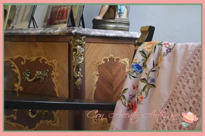 Mantones de flamenca y fotos de Angela Campos