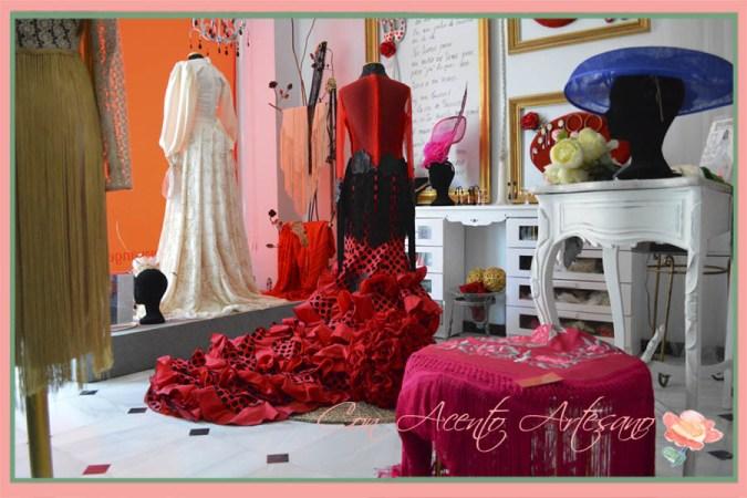 Tienda flamenca de Angela Campos