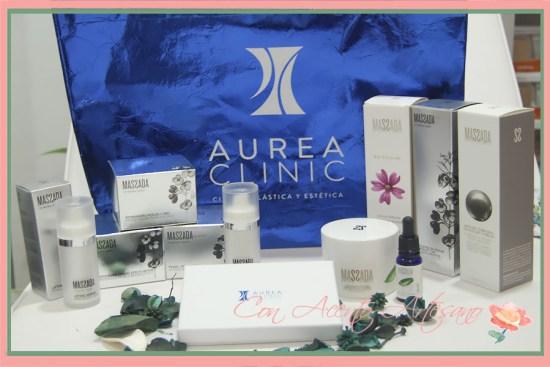 Tratamientos faciales Aurea Clinic