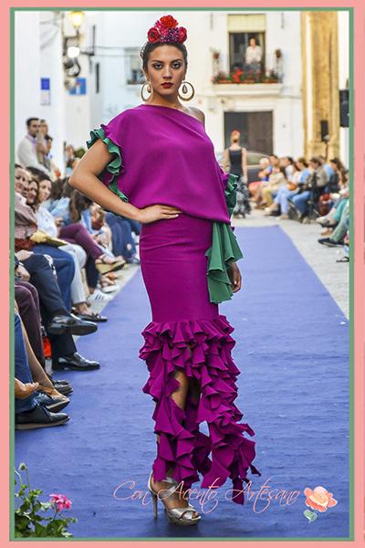 Pepa Garrido en Vejer Flamenco