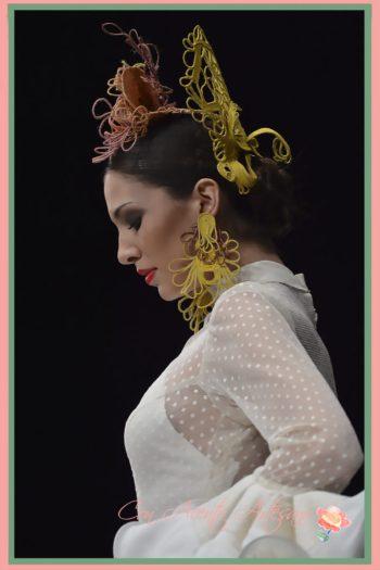 Pendientes XXL de Loletesdebú para estilismos flamencos 2017