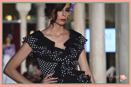 Colección 'Eterno' de Manuela Martínez en Viva by We Love Flamenco 2018