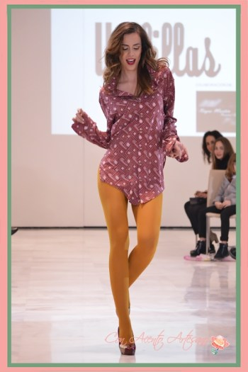 Camisa de Vallillas en Pasarela New Models 2018