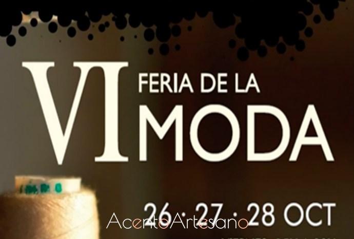 Cartel Feria de la Moda de la provincia en la Diputación de Sevilla