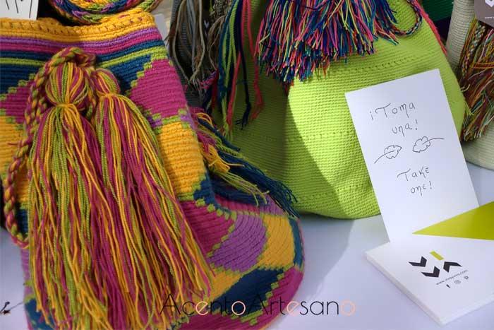 Bolsos étnicos en Gran Soho Alameda