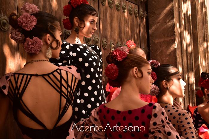 Trajes de flamenca Victorio y Lucchino