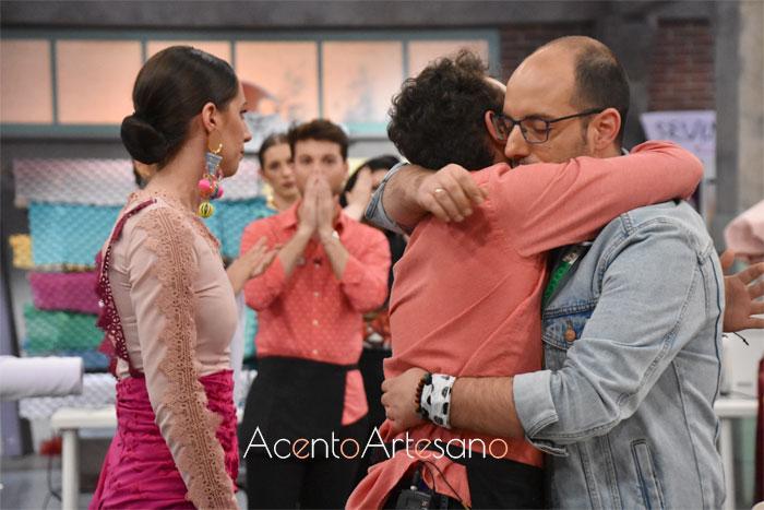Cristian Padilla eliminado de Aguja Flamenca