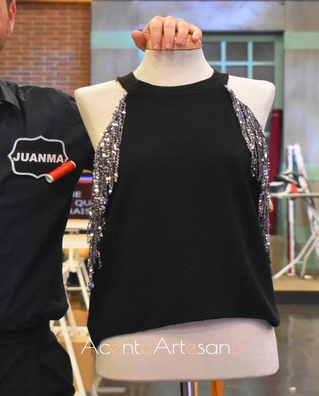 Sudadera personalizada por Juanma en Aguja Flamenca
