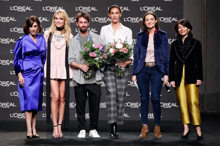Juan Vidal, Premiio L'Oreal a la Mejor Colección