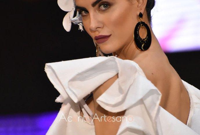 Miku, primera colección de moda flamenca de Isabel Perea