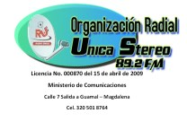 45 UNICA STEREO COLOMBIA