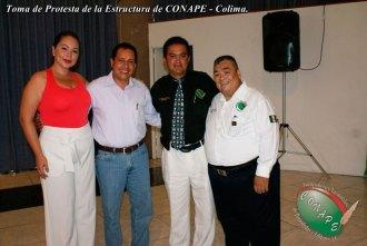 Toma de Protesta de CONAPE - Colima (1)