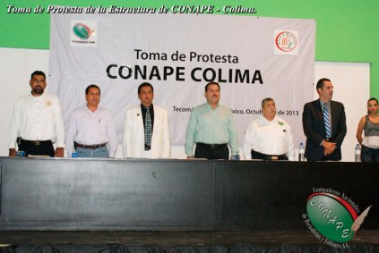 Toma de Protesta de CONAPE - Colima (10)
