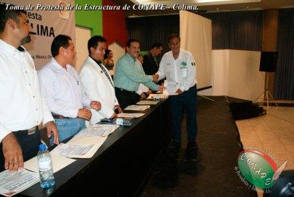 Toma de Protesta de CONAPE - Colima (35)