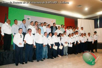 Toma de Protesta de CONAPE - Colima (68)