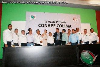 Toma de Protesta de CONAPE - Colima (76)