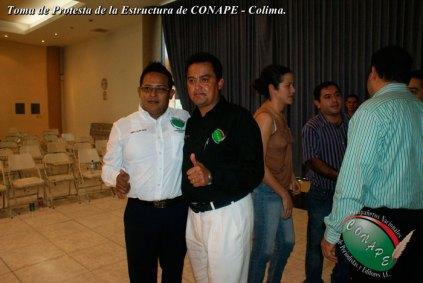 Toma de Protesta de CONAPE - Colima (79)