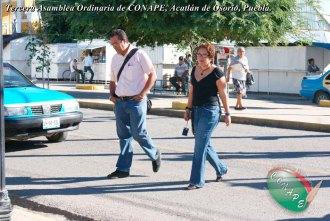 Tercera Asamblea Ordinaria de CONAPE, Acatlán de Osorio, Puebla (1)