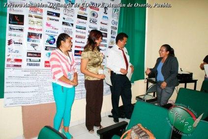 Tercera Asamblea Ordinaria de CONAPE, Acatlán de Osorio, Puebla (162)