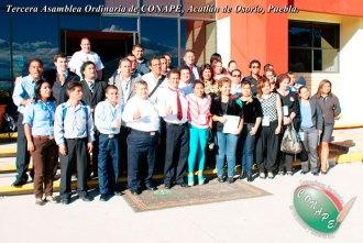 Tercera Asamblea Ordinaria de CONAPE, Acatlán de Osorio, Puebla (184)