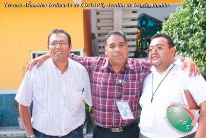 Tercera Asamblea Ordinaria de CONAPE, Acatlán de Osorio, Puebla (198)