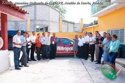 Tercera Asamblea Ordinaria de CONAPE, Acatlán de Osorio, Puebla (206)