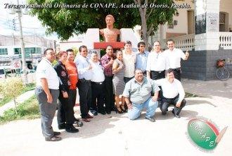 Tercera Asamblea Ordinaria de CONAPE, Acatlán de Osorio, Puebla (217)