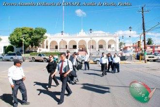 Tercera Asamblea Ordinaria de CONAPE, Acatlán de Osorio, Puebla (23)