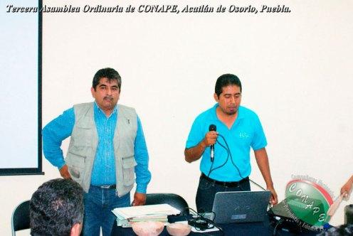 Tercera Asamblea Ordinaria de CONAPE, Acatlán de Osorio, Puebla (237)