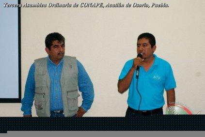Tercera Asamblea Ordinaria de CONAPE, Acatlán de Osorio, Puebla (238)