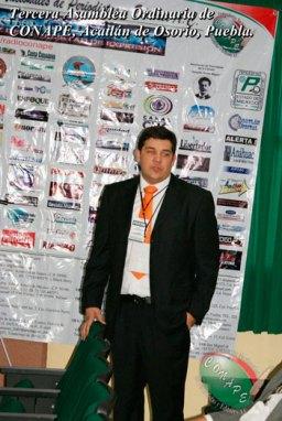 Tercera Asamblea Ordinaria de CONAPE, Acatlán de Osorio, Puebla (72)