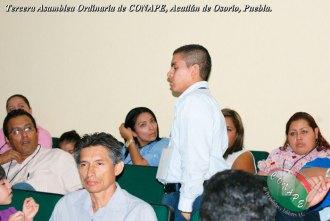 Tercera Asamblea Ordinaria de CONAPE, Acatlán de Osorio, Puebla (76)