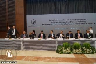 FIRMA DE CONVENIO DE LA CONCAAM CON LA CNDH (32) (Copiar)