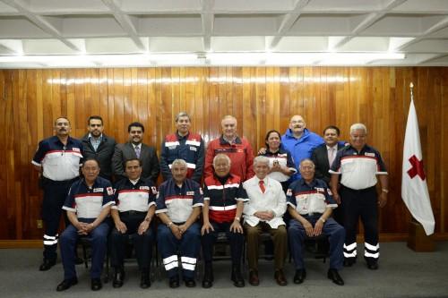 Reconoció-Cruz-Roja-Mexicana-a-sus-Voluntarios-Veteranos-1