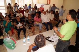 El Presidente Internacional de CONAPE, Raúl González, dirige la Segunda Asamblea Estatal de CONAPE en Colima