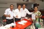 CONAPE fomenta la unión del gremio periodístico en Tabasco (111)