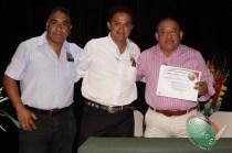 CONAPE fomenta la unión del gremio periodístico en Tabasco (83)