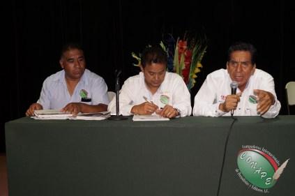 CONAPE fomenta la unión del gremio periodístico en Tabasco (99)