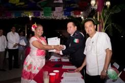 """CONAPE se """"des-vela"""" en la Toma de Protesta de la Vicepresidencia en Oaxaca – Zona Istmo (33)"""