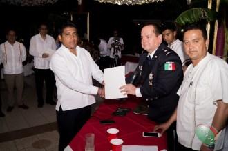 """CONAPE se """"des-vela"""" en la Toma de Protesta de la Vicepresidencia en Oaxaca – Zona Istmo (39)"""