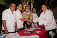 """CONAPE se """"des-vela"""" en la Toma de Protesta de la Vicepresidencia en Oaxaca – Zona Istmo (50)"""