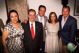 Rafael Loret de Mola celebra 50 años en el ejercicio periodístico (15)