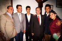 Rafael Loret de Mola celebra 50 años en el ejercicio periodístico (17)