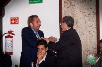 Rafael Loret de Mola celebra 50 años en el ejercicio periodístico (4)