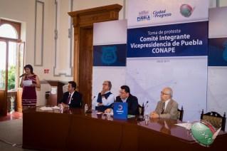 Vicepresidenta de CONAPE en Puebla impulsará ley en favor de los periodistas.