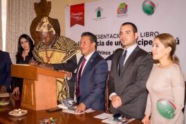 Visita del Principe de Camerún-11