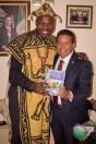Visita del Principe de Camerún-26