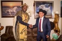 Visita del Principe de Camerún-30